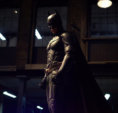 batmannewsuit The Dark Knight Teaser Trailer