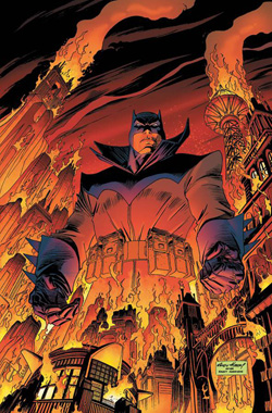 batman666 Batman #666 Review   Devil in Gotham City?
