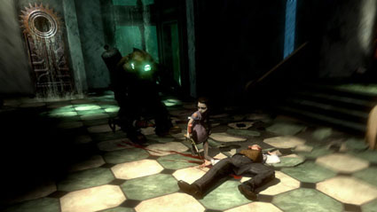 extraction Video Game Review: BioShock (Xbox 360)