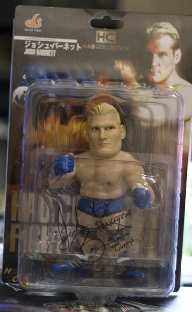 figure far King of Pancrase & Pride FC Fighter