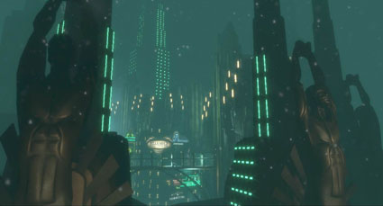 rapture Video Game Review: BioShock (Xbox 360)