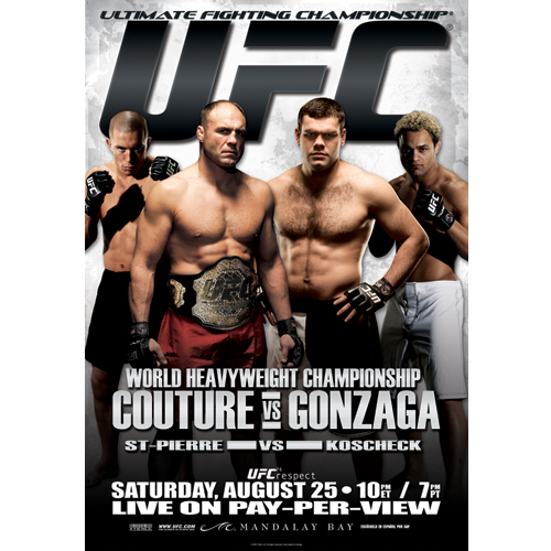 ufc74 UFC 74 Predictions