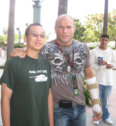 randy Couture done with UFC.