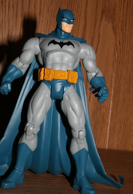 batman Batman & Son   Action Figure Review