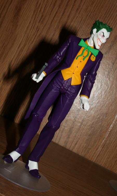 joker Batman & Son   Action Figure Review