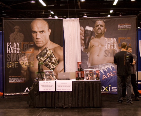 banner 1st Annual MMA Expo
