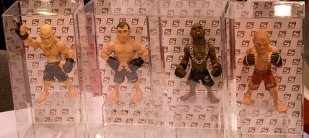 figures 1st Annual MMA Expo