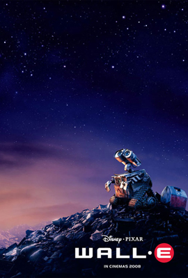 wall e Top 10 Anticipated Movies of 08