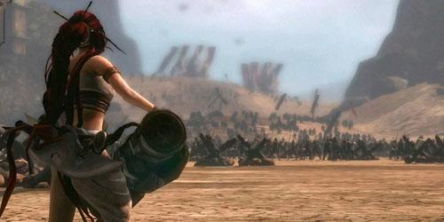 heavenly sword 20070306022640830 Video Game Review: Heavenly Sword (PS3)