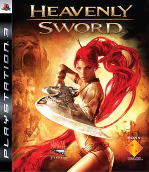 heavenly Video Game Review: Heavenly Sword (PS3)