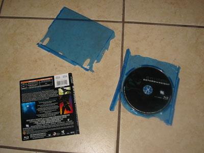 batman blu ray img 5604 My Batman Blu ray Came Back from the Dead