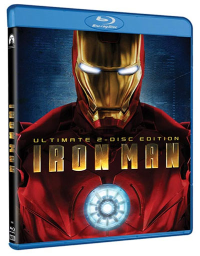 ironman blu ray Iron Man Blu ray Defective?