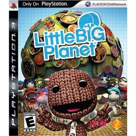 littlebigplanet cover Video Game Review: LittleBigPlanet (PS3)