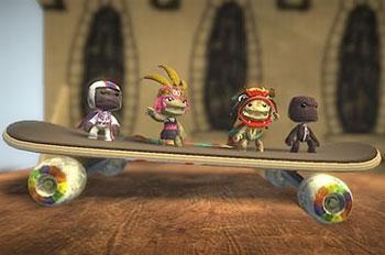 littlebigplanet top Video Game Review: LittleBigPlanet (PS3)