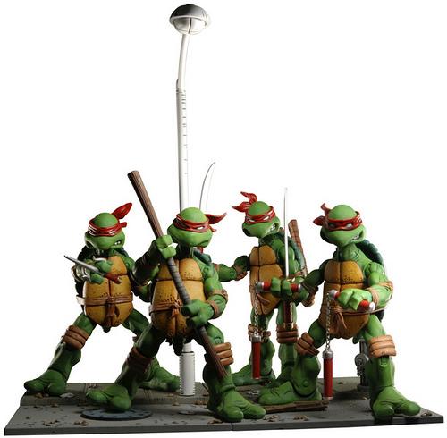 turtles Best & Worst of 08