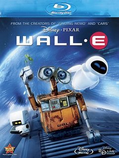 wall e blu ray Best & Worst of 08