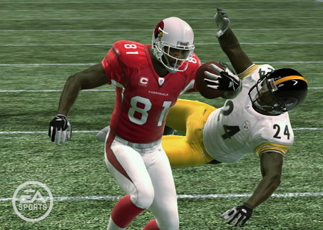 large madden Madden 09 Predicts Win: Video Game Simulation Imitates Life