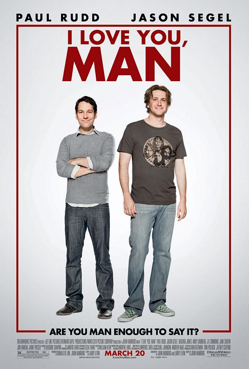 i love you man Movie Review: I Love You, Man