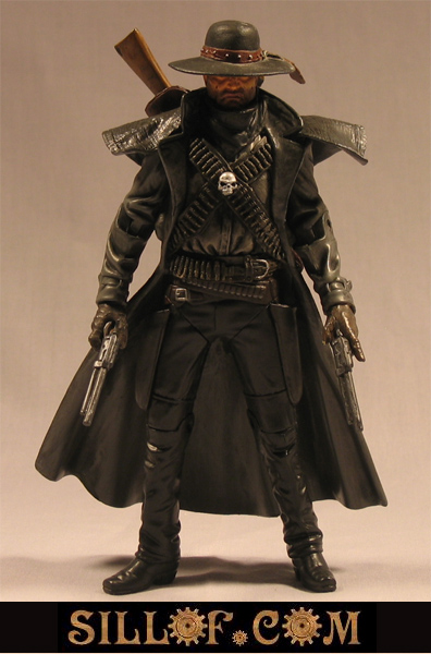 punisher2 Victorian Era Star Wars and Comic Figures