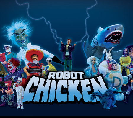 robot chicken nerdsociety pic Seth and Crew from Robot Chicken to Appear at Anime Expo