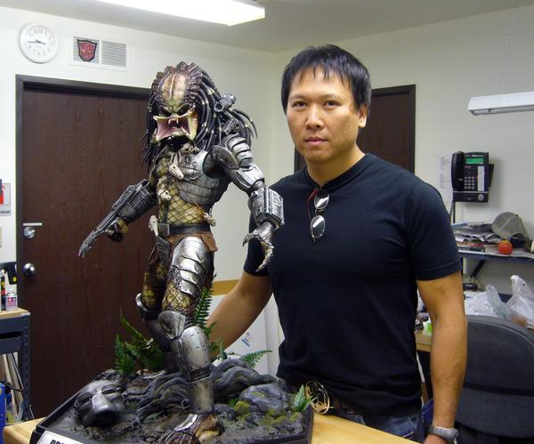 steve wang Interview with Steve Wang (Kamen Rider: Dragon Knight, Guyver, Predator)
