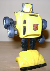 Bumble1 215x300 Vintage Toy Of The Week: Bumblebee!