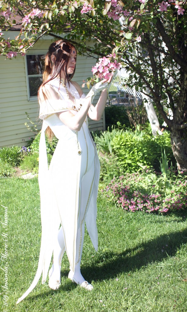 Final Belldandy 1 614x1024 Interview: Cosplay With Kate!