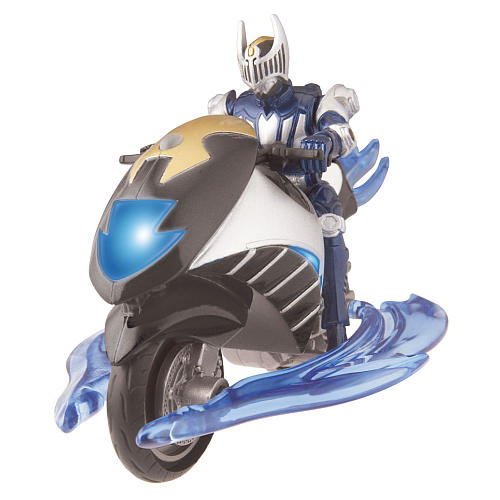 kamen rider cycle Action Figure Review: Kamen Rider Dragon Knight Toy Line