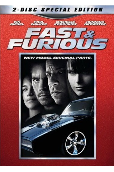 Fast and Furious DVD Review: Fast & Furious: 2 Disc Special Edition