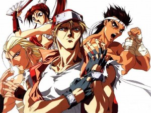 Fatal1 300x225 Fatal Fury: From Games To Anime!