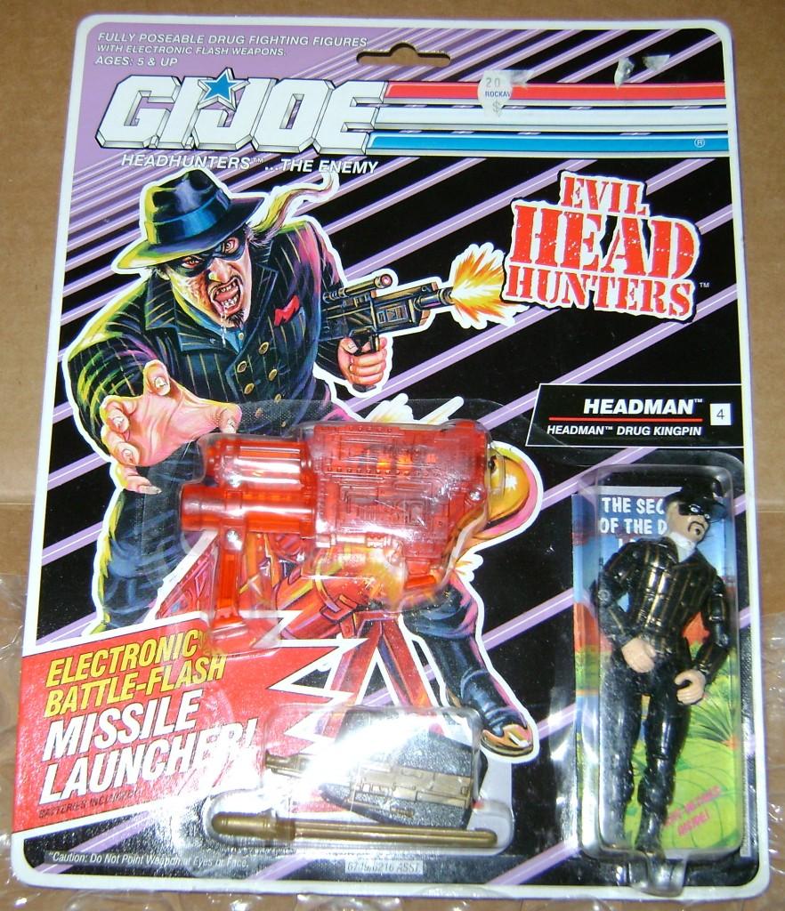 HM1 882x1024 Vintage Toy Of The Week: G.I. Joe Headman!