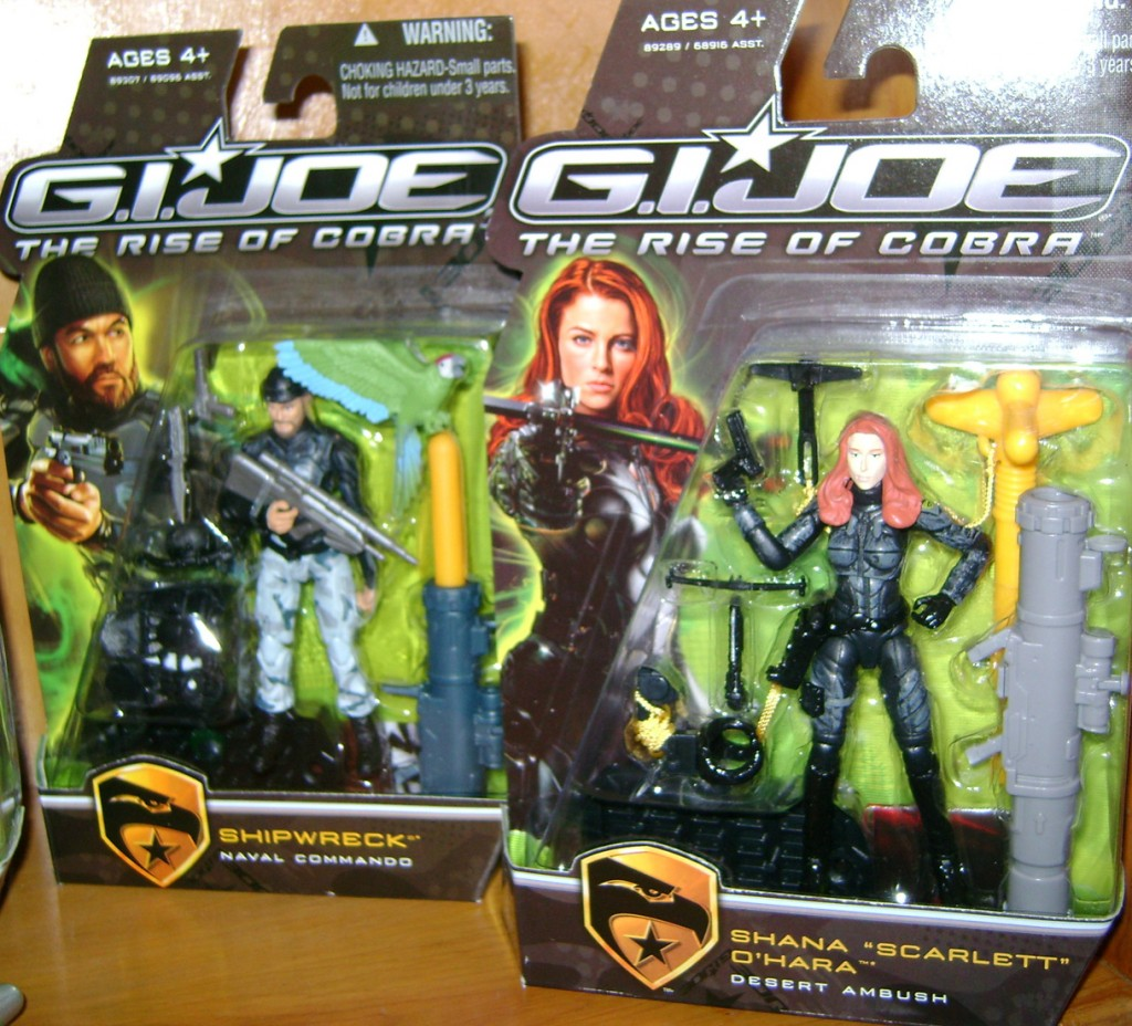 Ship and Scar 1024x928 Toy Review: G.I. Joe: The Rise Of Cobra!