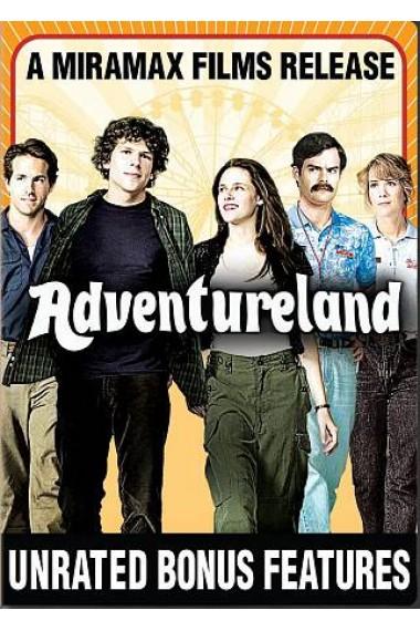 Adventureland DVD Review: Adventureland