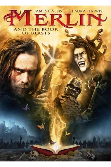 Merlin DVD Review: Merlin and the Book of Beasts