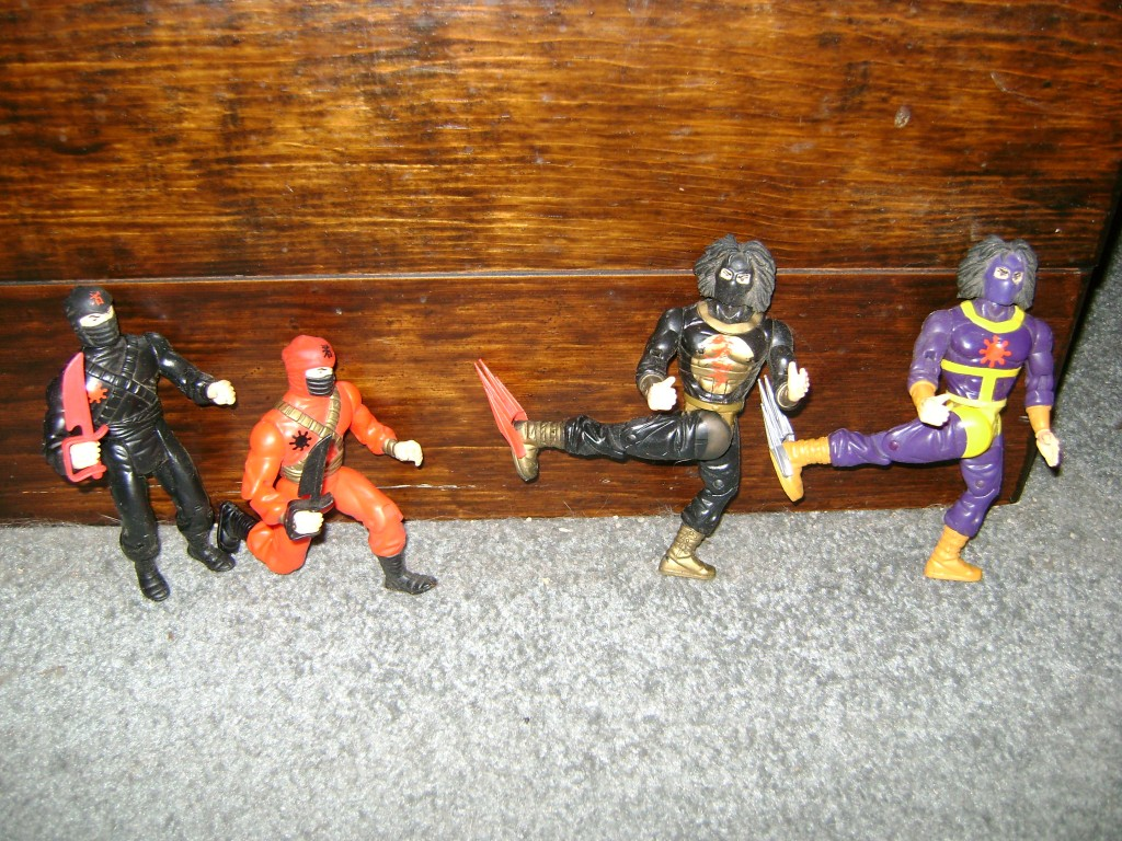 NN1 1024x768 Vintage Toy Of The Week: Super Ninja and Friends.