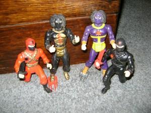 NN2 300x225 Vintage Toy Of The Week: Super Ninja and Friends.