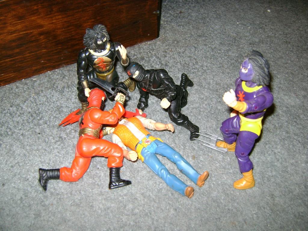 NN4 1024x768 Vintage Toy Of The Week: Super Ninja and Friends.