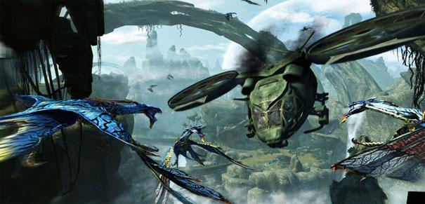 avatarmoviegame4 Recap: James Camerons Avatar 15 Minute Preview