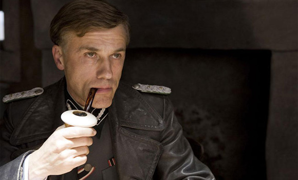 colonelLanda Movie Review: Inglourious Basterds.  Glorious indeed.