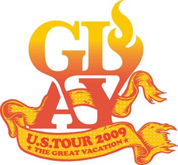 GLAY LOGO small J Pop/Rock Band GLAY Returns with 2009 US Tour
