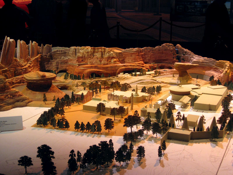 cars land dca sm D23 Expo: The Future of Disney Parks & Resorts Exhibit