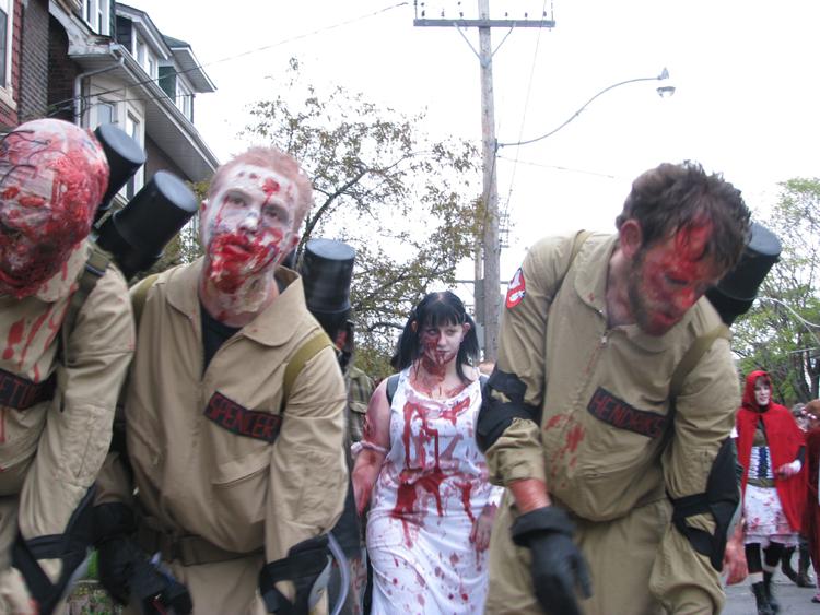 111 Zombie Outbreak in Toronto