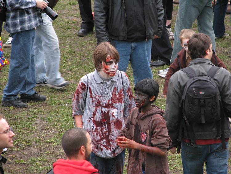 53 Zombie Outbreak in Toronto