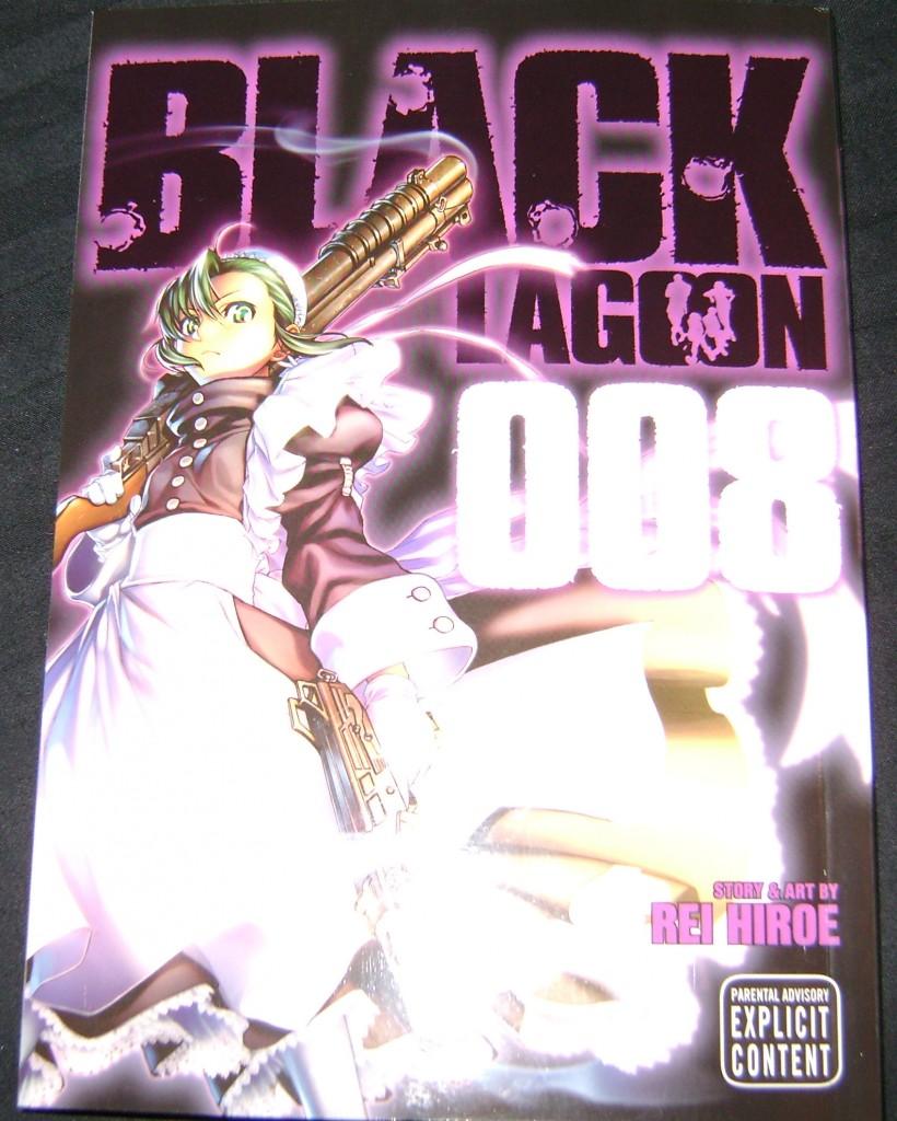 Blk Lag 820x1024 Manga Review: Black Lagoon 008