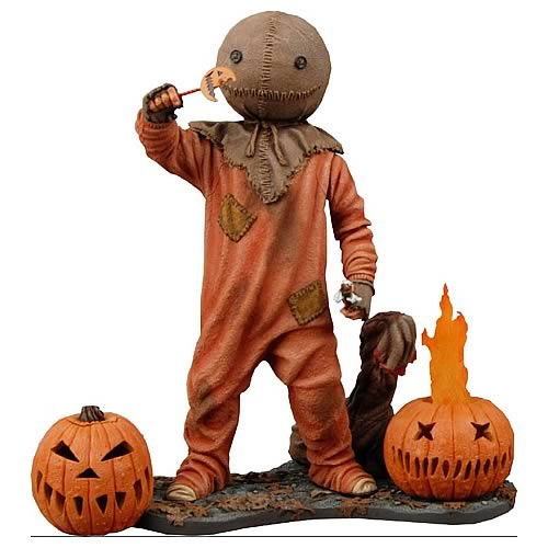 Trick R Treat Sam Action Figure Hot Toy of the Week: Trick R Treat (Sam) Action Figure Horror