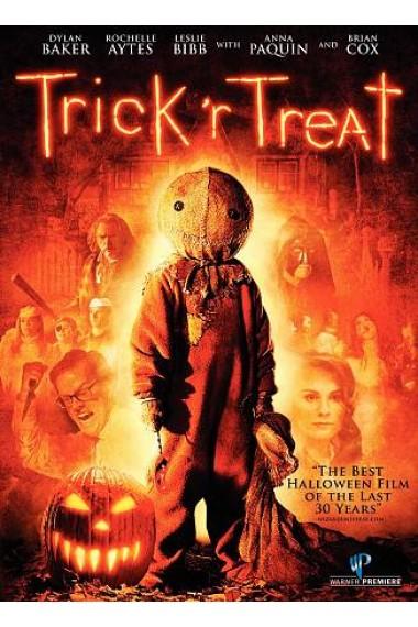 Trick R Treat DVD Review: Trick R Treat