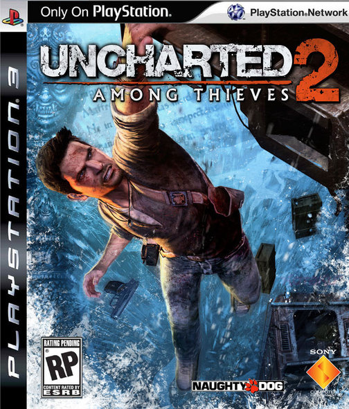 Uncharted 2 Among Thieves PS3 Cover Game Review: Uncharted 2: Among Thieves