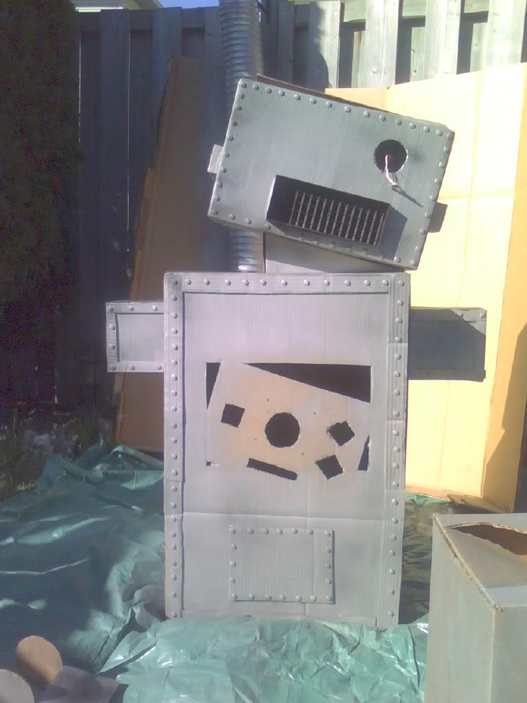 zombie robot 3 The Zombie Robot Diary