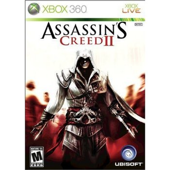 Assassins Creed 2 Xbox 360 Cover Game Review: Assassins Creed 2   Attack of the Killer Italian