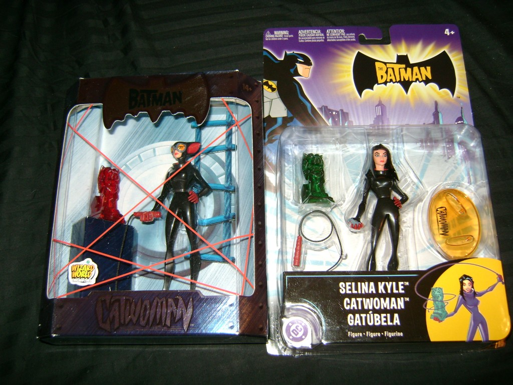 CatKyle1 1024x768 Bitchin Toy(s) Of The Week: Catwoman & Selina Kyle!